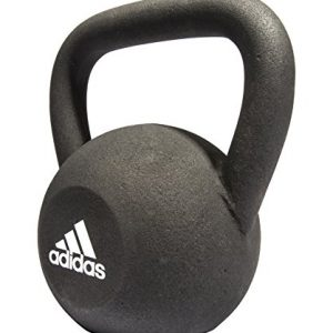 adidas ADWT-11317 - Pesa rusa, color negro, 24kg