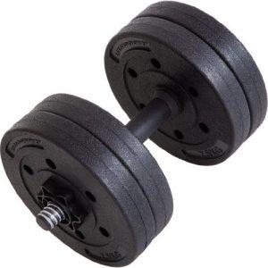 Ultrasport - Conjunto de mancuernas de 10kg