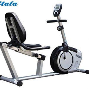 Bicicleta estática Gimnasio Atala relaxfit 1000V1Home Fitness ciclette Stationary Bikes